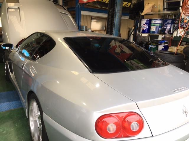 フェラーリ456 GTA
