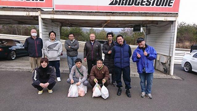 【終了】2018タナカタイヤ走行会 Rnd1  in 阿讃サーキット 2/24