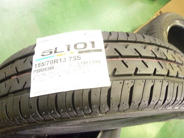 ''SEIBERLING SL101'' ブリヂストン新商品 セイバーリング