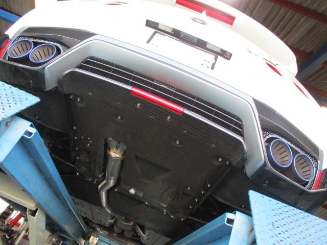 R35 GT-R   <HKS SUPERIOR specR>を!!