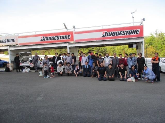 【終了】2019'令和元年 タナカタイヤ走行会 Rnd2  in 阿讃サーキット 晴天
