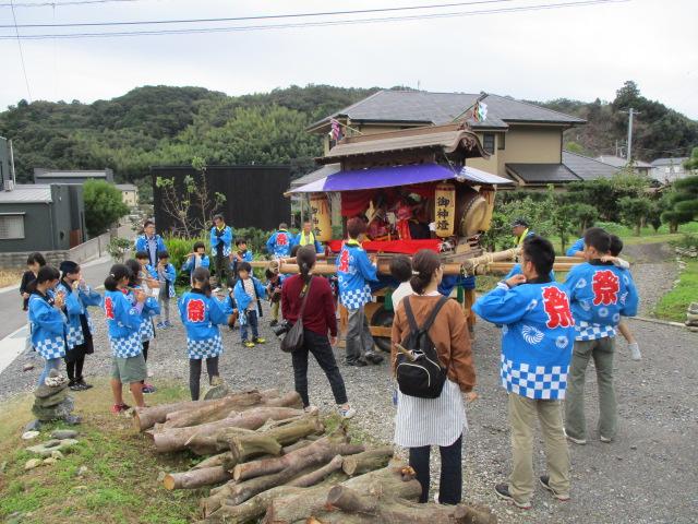 ★☆地元 方上町(カタノカミチョウ) 令和元年 秋祭り☆★ その①